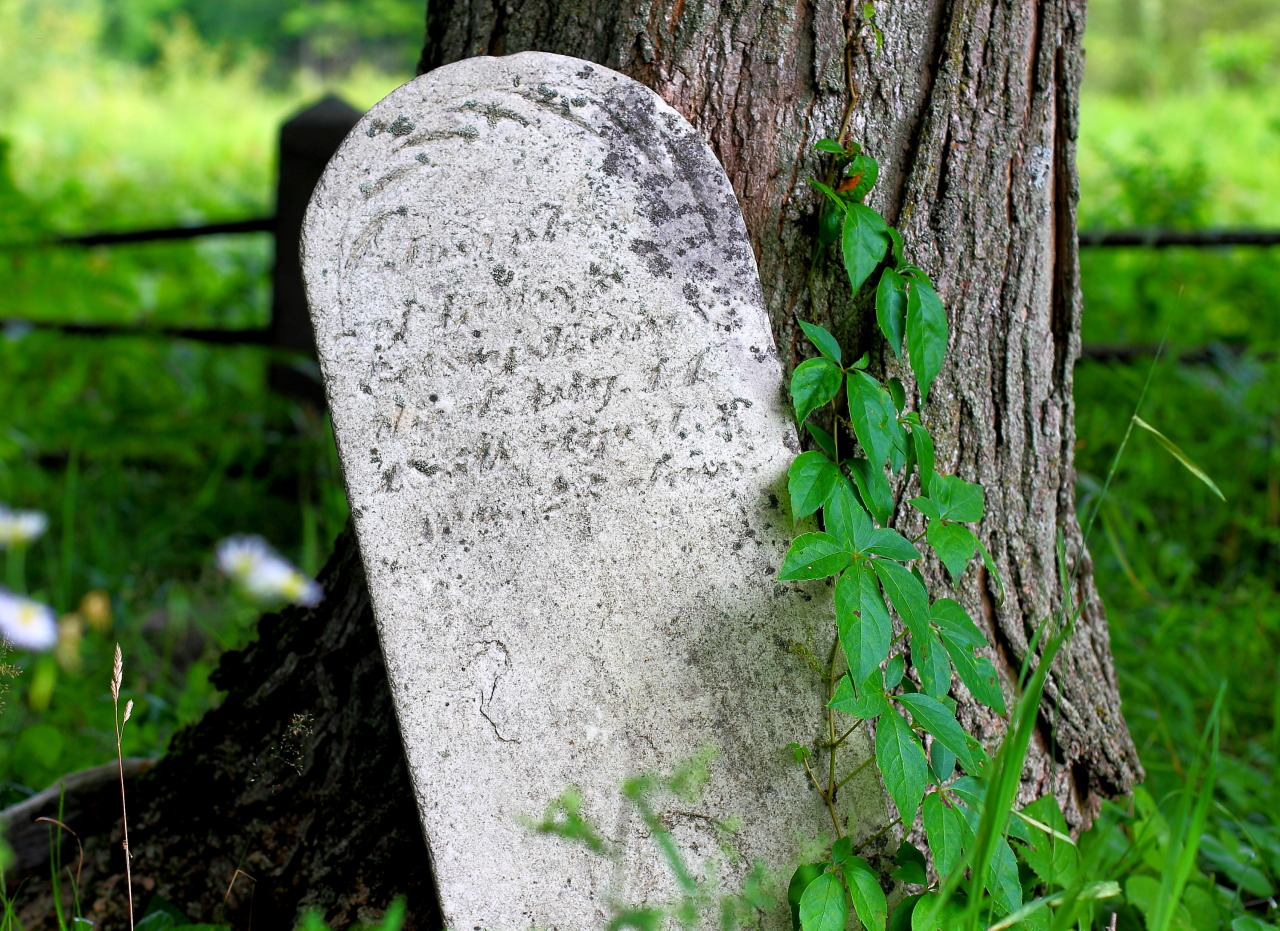 Help Wanted : Groundskeeper, Eames Family Cemetery, Lee, NY